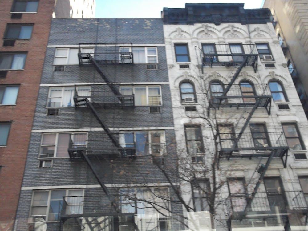 Free stock photo of buildings, city, facade
