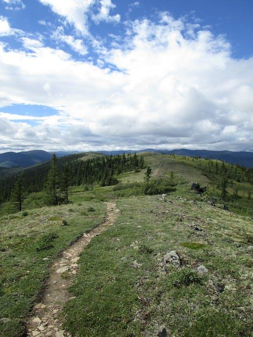 Free stock photo of alaska, bright, clouds