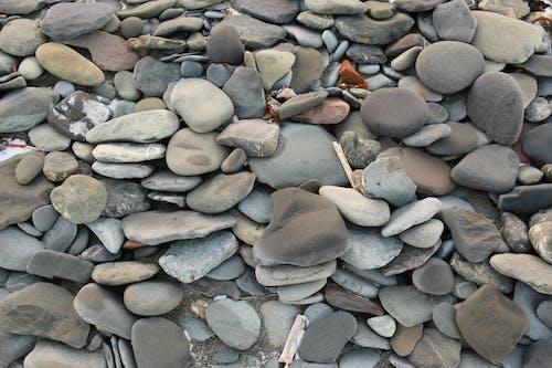 Free stock photo of beach, rocks, smooth