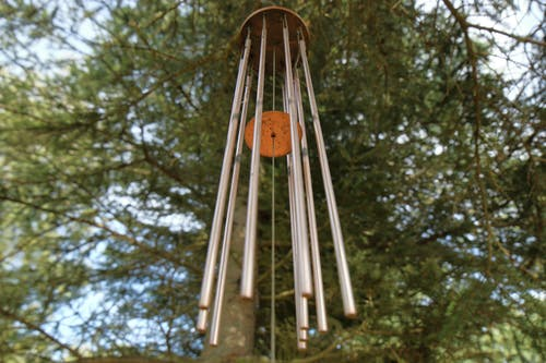 Free stock photo of wind chime