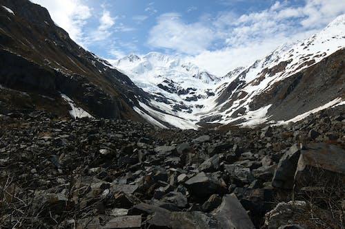 Free stock photo of alaska, glacier, mountains