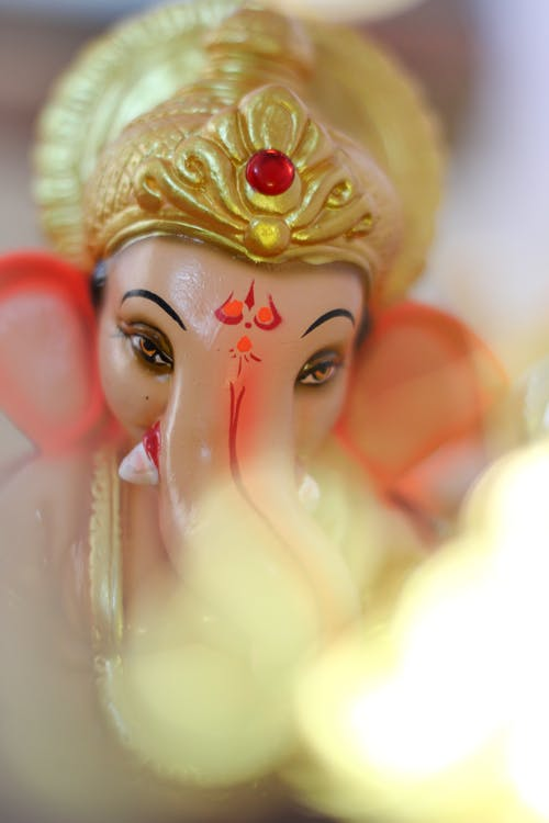 Free stock photo of festivals, ganeshchaturthi, godofindia