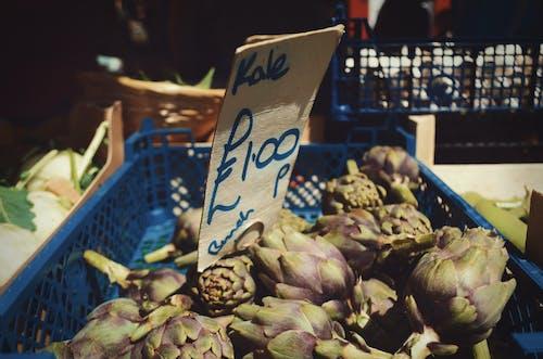 倫敦, 市場, 新鮮, 蔬菜 的 免费素材照片