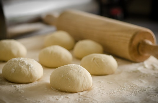 Free stock photo of kitchen, bakery, flour, baking