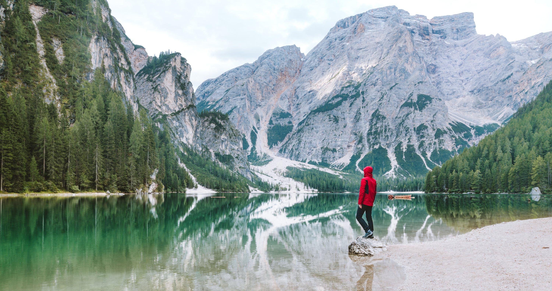 Італія, відображення, відпочинок