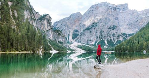 Fotobanka sbezplatnými fotkami na tému cestovný ruch, človek, dobrodružstvo, Dolomity