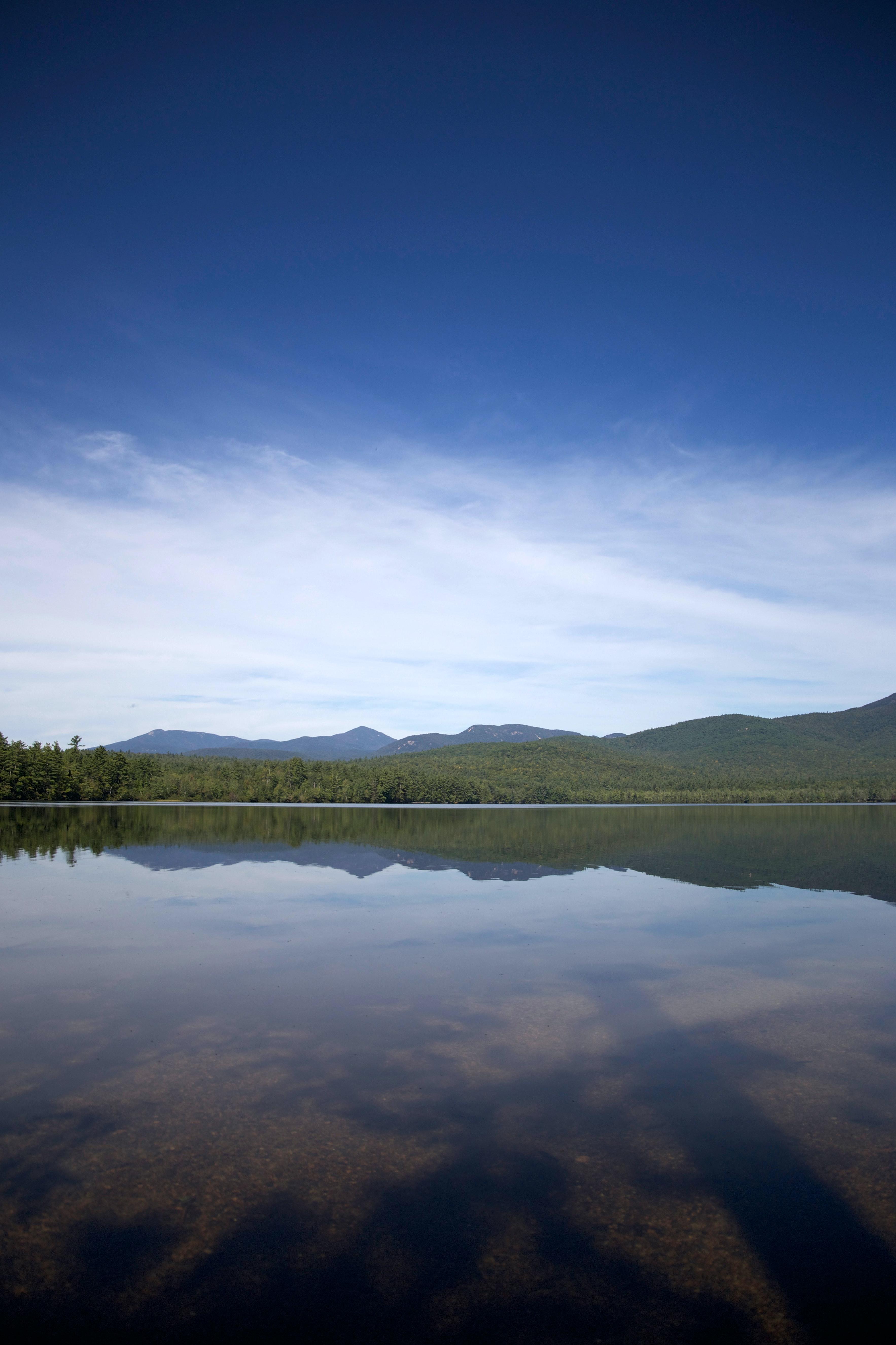 Landscape Photography Of Lake And Tree 183 Free Stock Photo
