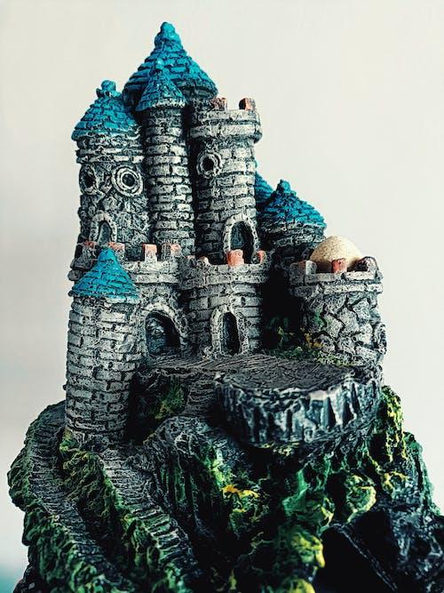 Immagine gratuita di abbandonato, castello, edificio abbandonato