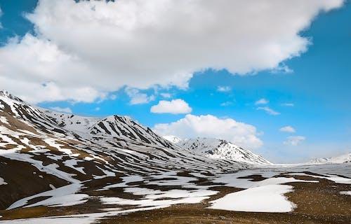 Бесплатное стоковое фото с Альпы, вода, высокий, голубое небо