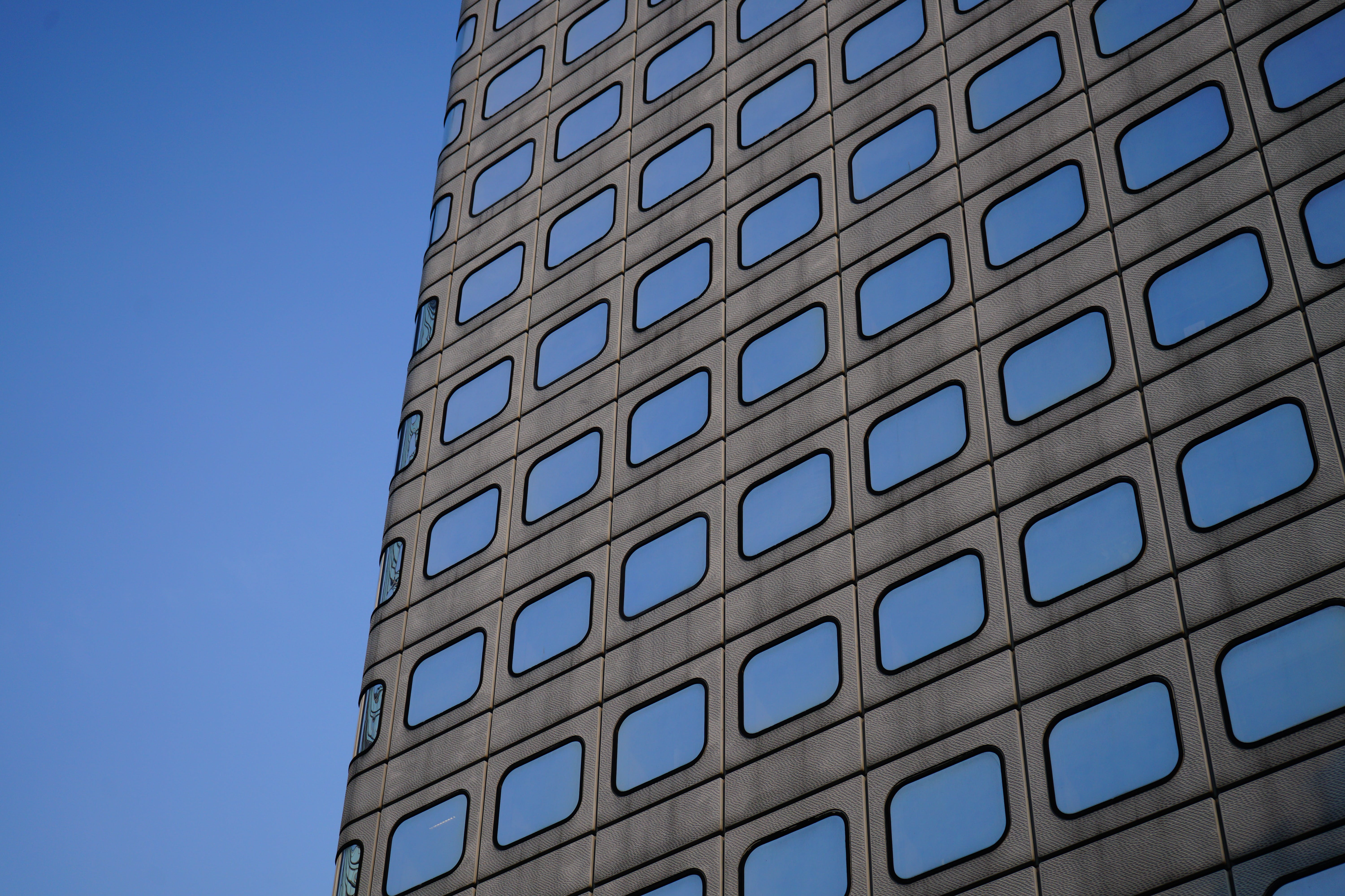 Free stock photo of architect, architectural, blue, buildings
