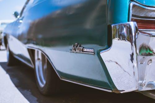 Free stock photo of chrome, classic car, vintage car