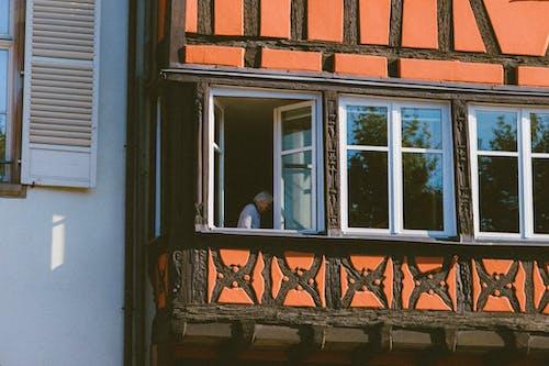 Ilmainen kuvapankkikuva tunnisteilla arkkitehtuuri, ikkuna, julkisivu