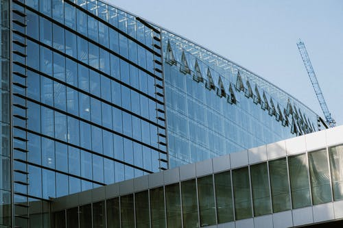 Ilmainen kuvapankkikuva tunnisteilla arkkitehtuuri, business, heijastus
