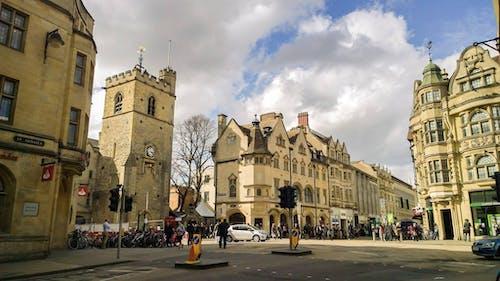 倫敦, 古城, 城市, 大學 的 免費圖庫相片