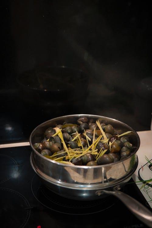 Gratis lagerfoto af junkfood, kinesisk køkken, kogepande