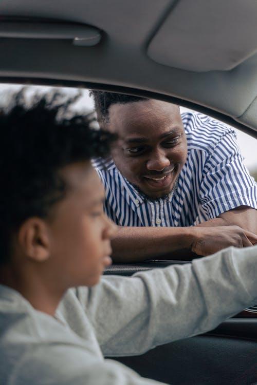 Foto d'estoc gratuïta de adolescent, adult, afroamericà