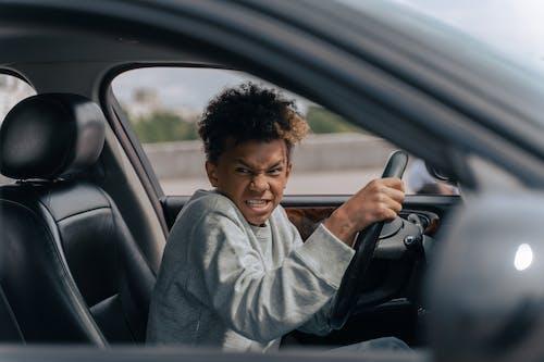 Foto d'estoc gratuïta de adolescent, afroamericà, aprenent