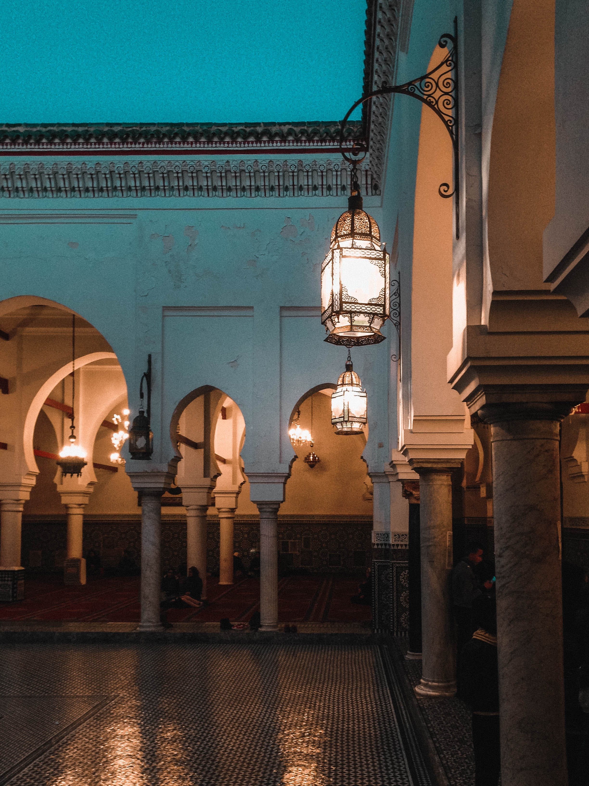 Free stock photo of lights, building, architecture, lamp