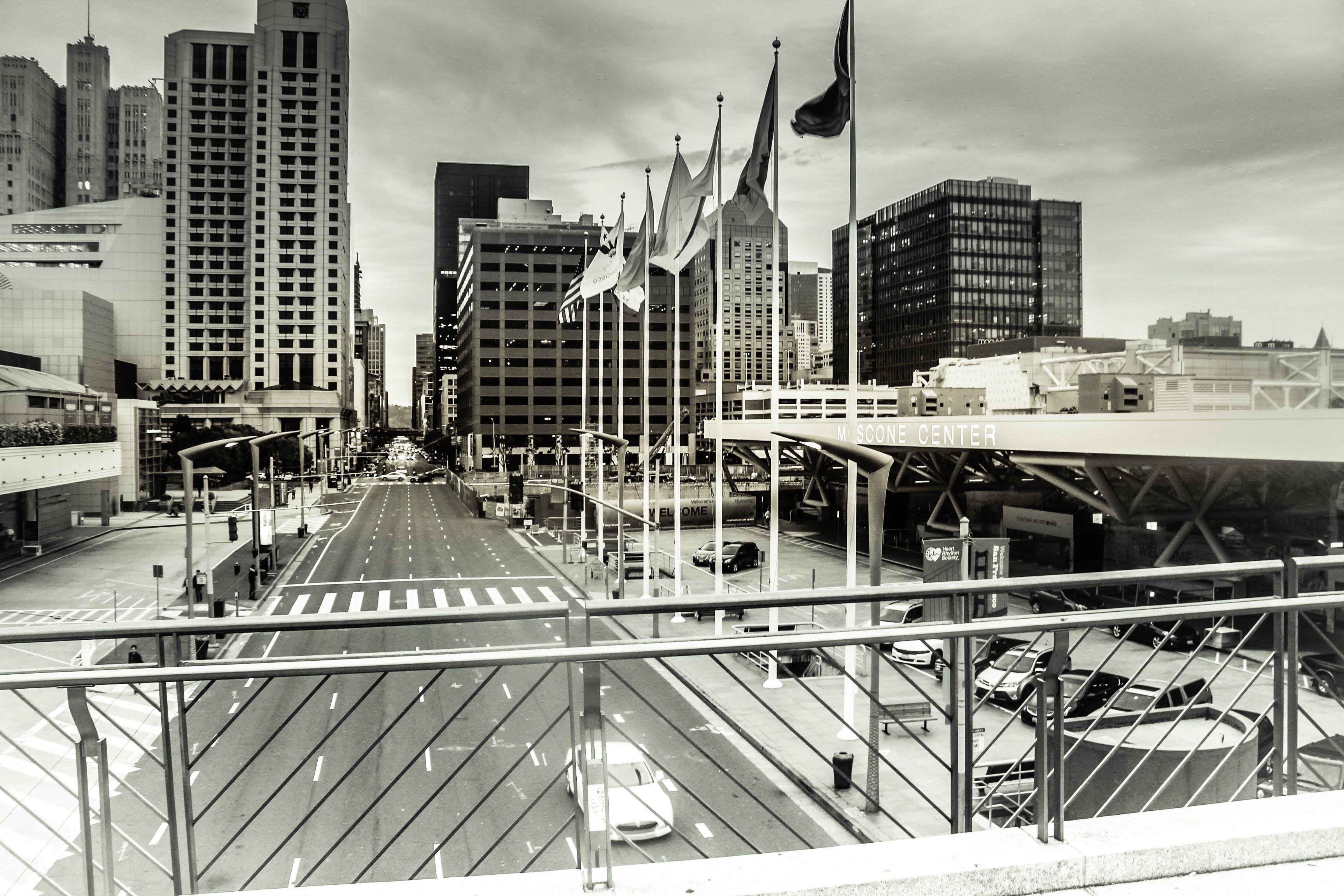 Free stock photo of #sanfransisco #blackandwhite #canon #sf #city