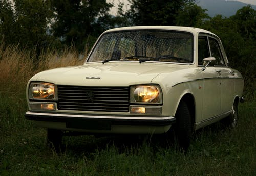 Free stock photo of #70s, #french, #outdoorchallenge, #peugeot 304