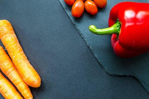 Gratis lagerfoto af chili, close-up, delikat, farver