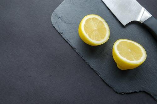 Základová fotografie zdarma na téma barvy, černá, čerstvý, citron