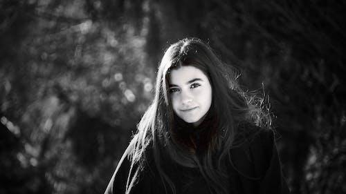 Бесплатное стоковое фото с волос, глаза, губы, девочка