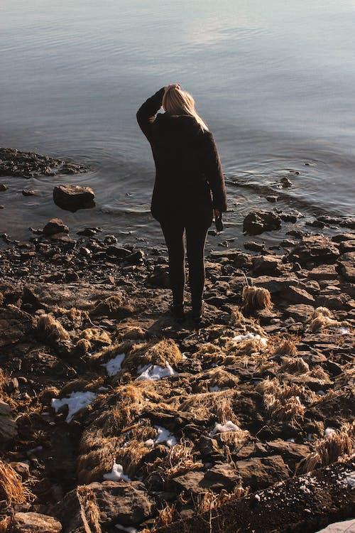 Kostenloses Stock Foto zu abendsonne, ozean