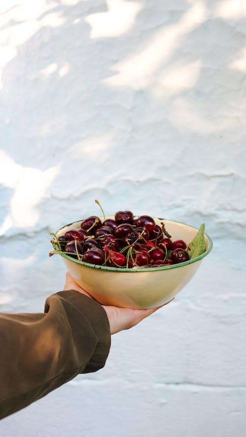 Darmowe zdjęcie z galerii z dzień, jedzenie, ludzka ręka