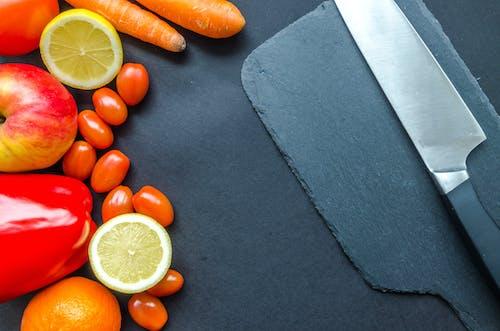 Immagine gratuita di affettato, agrumi, apple, arancia