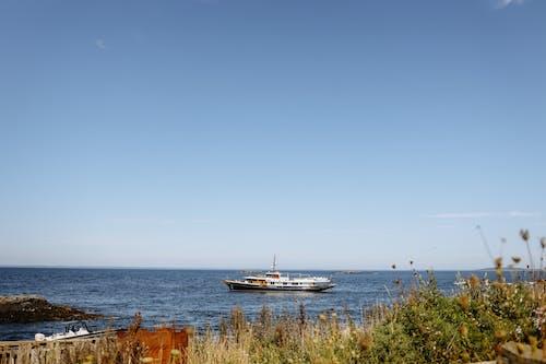 Immagine gratuita di acqua, barca, estate