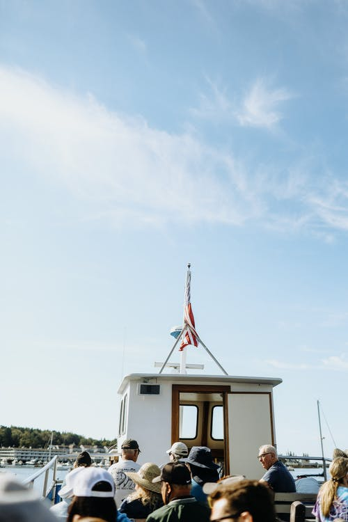 Immagine gratuita di acqua, architettura, bandiera