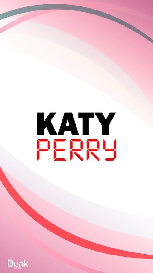 Free stock photo of Fan Art, Katy Perry, Witness Tour