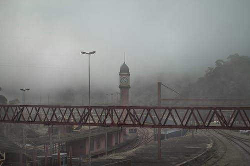 Foto d'estoc gratuïta de torre del rellotge