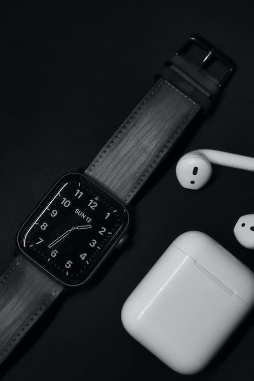 Foto profissional grátis de aparelho, assistir, cronômetro