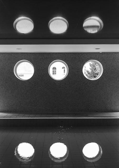 Kostenloses Stock Foto zu abstrakte kunst, abstrakten hintergrund, aluminium