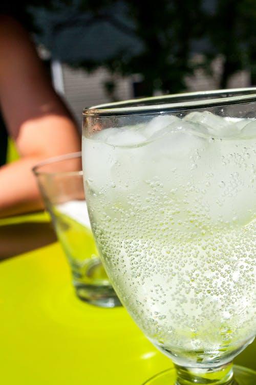 술을 마시다, 여름의 무료 스톡 사진