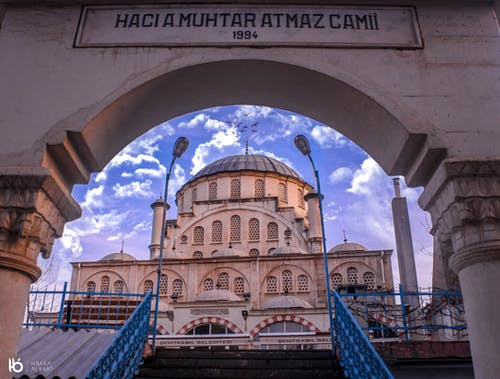 Free stock photo of blue sky, grand mosque, mosque