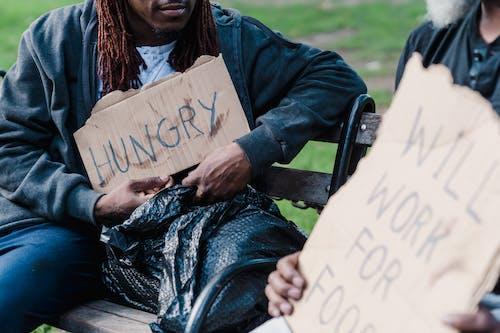 Бесплатное стоковое фото с афро-американец, бедность, бедный