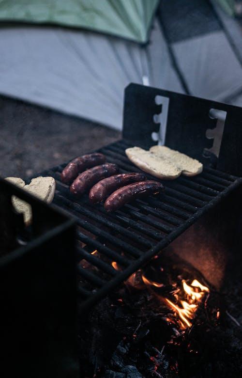 고기, 담배를 피우다, 돼지고기의 무료 스톡 사진