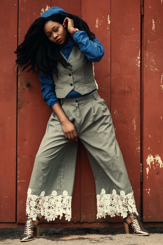 Základová fotografie zdarma na téma afroameričanka, černá holka, černoška, dáma