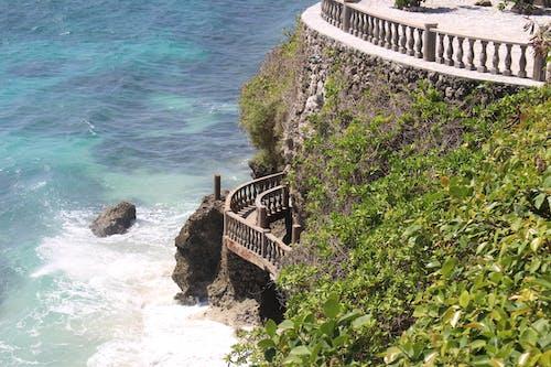 Free stock photo of cliff, ocean