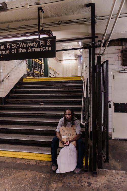 거리, 계단, 그라인더의 무료 스톡 사진