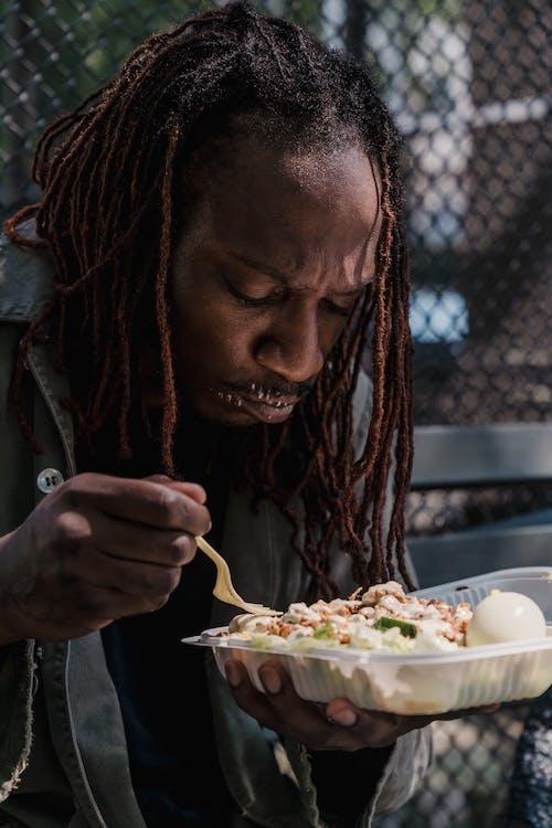 남자, 레크리에이션, 배고픈의 무료 스톡 사진