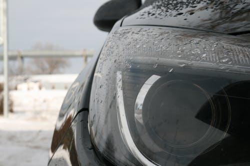 Imagine de stoc gratuită din opel astra detaliu far de ploaie