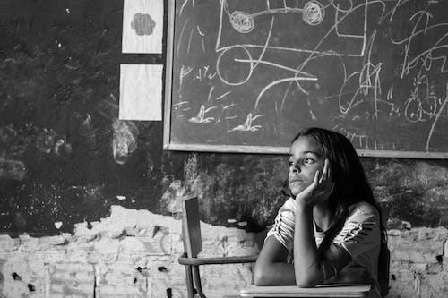Imagine de stoc gratuită din adolescent, alb-negru, clasă