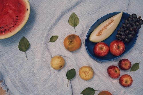 Základová fotografie zdarma na téma apple, bledý, černá
