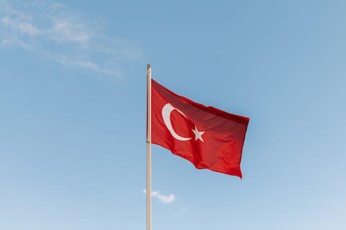 Foto stok gratis angin, bangsa, banner