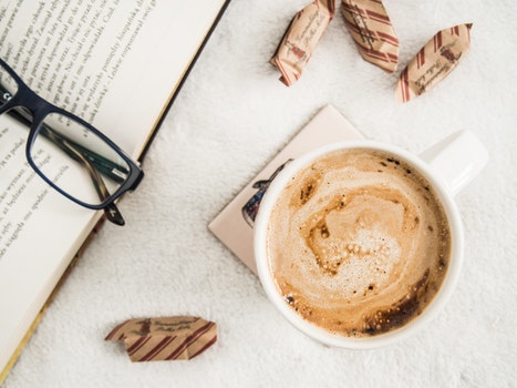 Free stock photo of coffee, cup, cappuccino, glasses