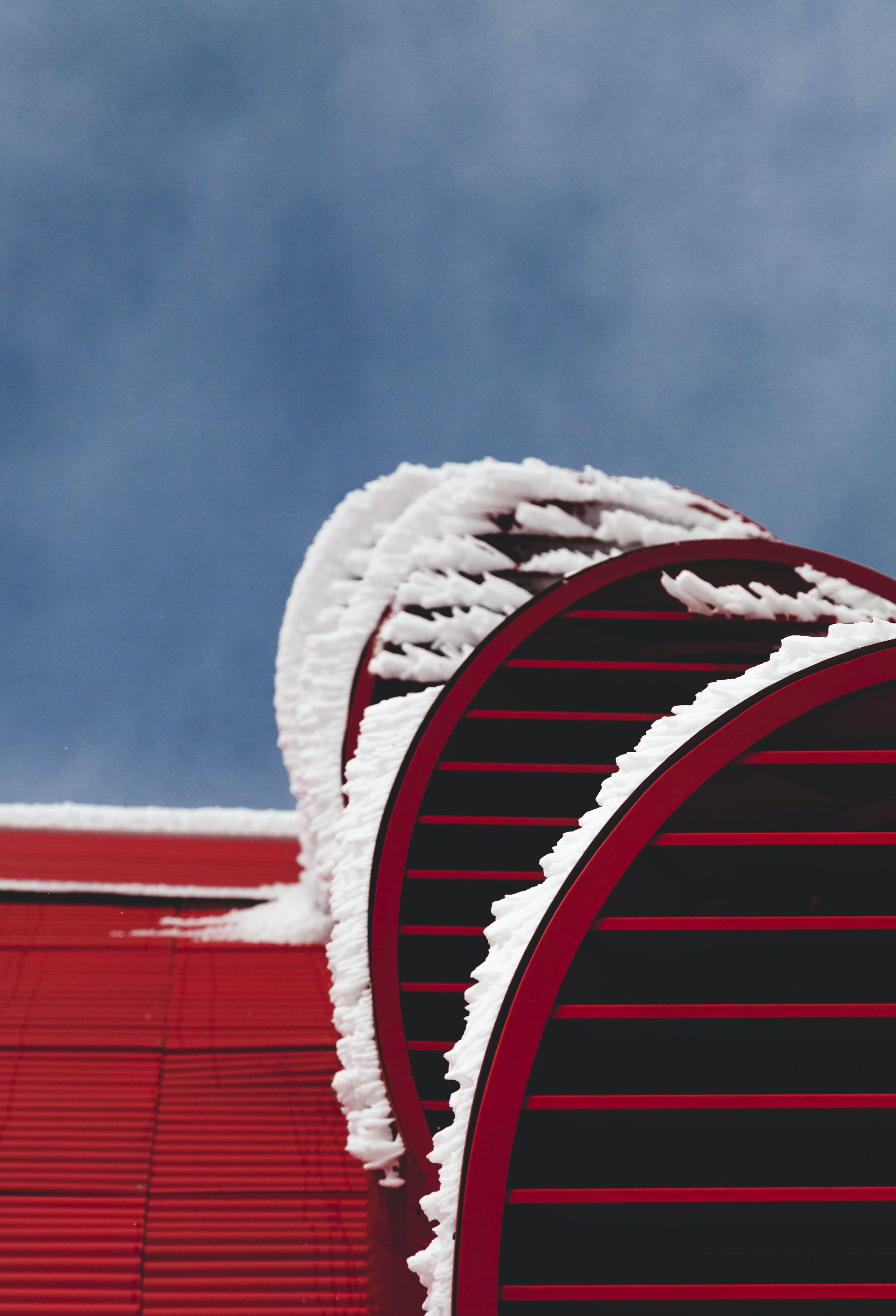 Gratis stockfoto met architectuur, bevroren, daglicht, hemel